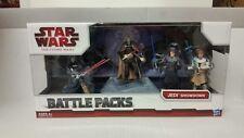 Star Wars Clone Wars Battle Packs Jedi Showdown Anakin Skywalker Asajj Ventress