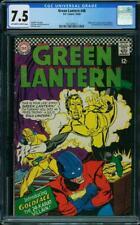 GREEN LANTERN #41 CGC 4.5 & GREEN LANTERN #48 CGC 7.5! NEW CASES! Free Shipping!