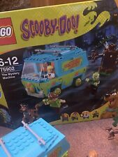 LEGO 75902 Scooby-Doo The Mystery Machine With Instructions And Box.