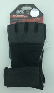 UFC Branded Unisex MMA Gel Training Gloves S / M Exercise Small Medium Genuine