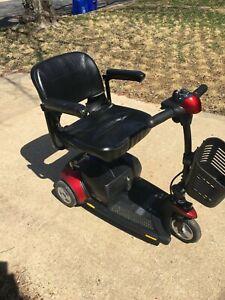 go go elite traveller scooter