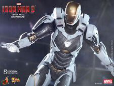 HOT TOYS IRON MAN 3 MARK 39 XXXIX STARBOOST 1:6 FIGURE ~Sealed in Brown Box~