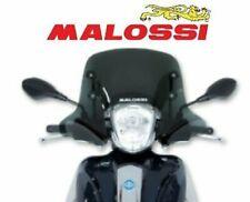 Windscreen MALOSSI Sport Screen Clear Dark Piaggio Medley 125 150 New 4517448