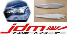 For Honda CR-V Eyebrows Eyelids Headlight Cover Honda CR-V 2007-2011MY 2pcs