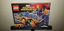 Brand New Sealed LEGO Marvel Super Heroes 76058 Spider-Man: Ghost Rider Team-up