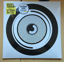 MARK RONSON UPTOWN SPECIAL Limited Edition YELLOW Vinyl CD,Bruno Mars SEALED