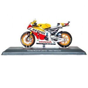 Honda RC213V Marc Marquez 2013 1:18 Ixo Salvat Diecast Moto GP