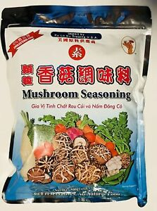 MUSHROOM SEASONING - VEGETARIAN SEASONING -500G - VEG seasoning