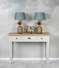 Table Console Country Style Vintage Wall Side