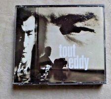 "CD AUDIO MUSIQUE / EDDY MITCHEL ""TOUT EDDY"" COFFRET 2XCD COMPILATION REMASTER"
