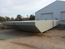 New 20 x 40 x 4 Sectional Barge, Deck Barge