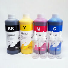 InkTec HP 950 951 4 Liter Pigment Refill Ink Kit for CISS and Genuine Cartridge