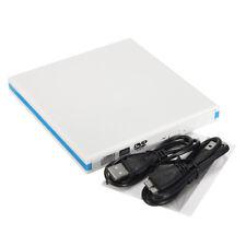 USB 3.0 Thin External DVD-RW/CD-RW Reader Writer Player Optical Disc Drive