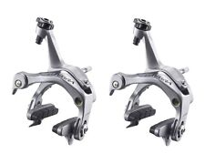 Shimano Ultegra 6700 Rear / Front - Pair of Brake Calipers, 49 mm Drop - Silver