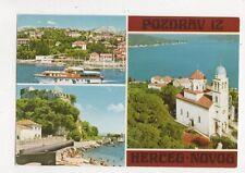 Herceg Novi Jugoslavia 1985 Postcard 634a