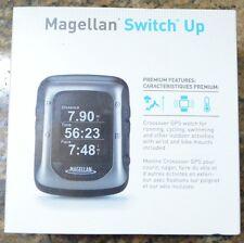 Magellan Switch Up Crossover GPS Fitness Watch W/Bike Mount Waterproof 50M NEW!