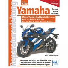 Yamaha 125 cm³ Viertakt-Leichtkrafträder (ab 2005) Reparaturanleitung