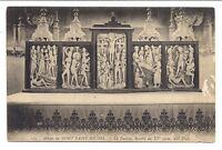 abbaye du mont-saint-michel , la passion , retable du XVe siècle