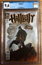 Hillbilly #1 Eric Powell 2016 CGC 9.6
