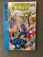 Avengers TPB Earth's Mightiest Heroes George Perez Captain America Thor Iron Man