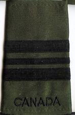 Obsolete Modern Canadian Navy CADPAT Lieutenant Commander Epaulette