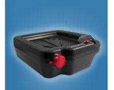 Heavy Duty Oil Drain Pan - 16 Quarts Container FloTool 42003MI