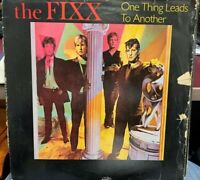 """THE FIXX ONE THING LEADS TO ANOTHER 12"""" 1983 UK MCA FIXXT5"""