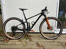 NS Bikes Synonym RC1 Full Suspension XC Carbon MTB. 11kg. Delivery Available