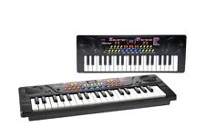 Electrical Keyboard Piano Deluxe 37 Keys 8 Demo Songs Record Play Rhythm Tone