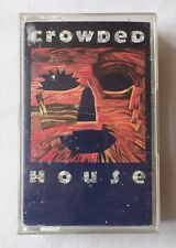 CROWDED HOUSE: WOODFACE [14 Track Cassette Tape] (1991)