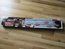 ISO 7X Build Strength & Lean Muscle Workout Bar With Power Ring Isometric
