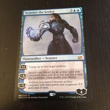 MTG MAGIC MODERN MASTERS 2015 - TEZZERET THE SEEKER (NM) FOIL