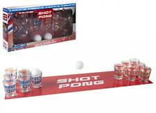 Glass Shot Beer Pong Adults Alcohol Drinking Party Game - You Sink & They Drink