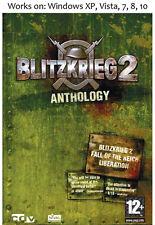 Blitzkrieg 2 Anthology PC Game
