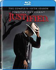 Justified: Season 5 [Blu-ray] NEW!
