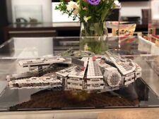 Acrylic display case for Lego Star Wars Millennium Falcon 75105 ( Sydney Stock)