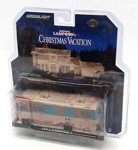 Greenlight 1/64 Scale 33100-A - 1972 Condor II National Lampoon Vacation Chase