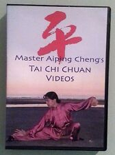 master aiping chengs  BASIC MOVEMENTS OF TAI CHI CHUAN DVD