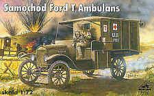 RPM 1/72 Ford Model T Ambulance # 72101