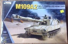 KINETIC MODEL KITS 1/35 SCALE SELF PROPELLED HOWITZER M109A2 K61006  AL New