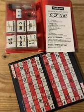 Vintage Waddingtons Dingbats Magnetic Pocket Travel Pocket Edition Complete