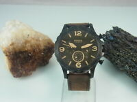 Fossil Nate JR1487 Chronograph Herrenuhr UNGETRAGEN ABSOLUT NEU