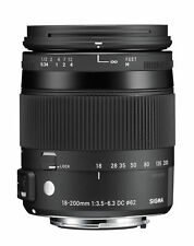 Sigma 18-200 mm DC Macro HSM C Objektiv für SONY Alpha SLR ( A-Mount )  Neuware