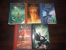 Ds percy jackson ebay percy jackson the olympians books 1 5 by rick riordan soft cover fandeluxe Image collections