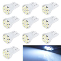 10pcs White T10 W5W 194 168 501 8 LED 3020 SMD Car Wedge Side Light Bulb Lamp