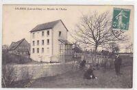 CPA 41300 SALBRIS Moulin à eau de l'Aulne animé Edit MANGIN