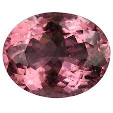 3.21ct Pink Tourmaline 100% Natural Africa Nice Color Gemstone $NR