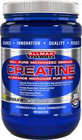 Allmax Creatine Powder 100% Pure Micronized Creatine Monohydrate Strenth Gain
