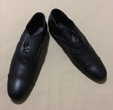 GENERIC Man Tuxman Leather Dress Shoes Retail: 340 (NWB)