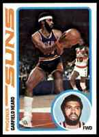 1978-79 TOPPS BASKETBALL SET BREAK GARFIELD HEARD PHOENIX SUNS #54